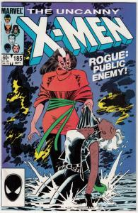 X-Men #185 (Sep-84) VF/NM High-Grade X-Men