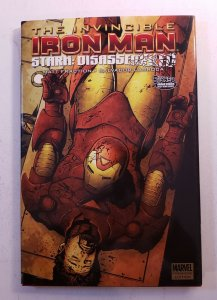 THE INVINCIBLE IRON MAN: STARK DISASSEMBLED HARD COVER  MARVEL PREMIERE EDITION