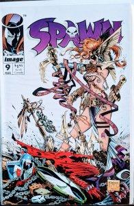 Spawn #9 (1993) NM