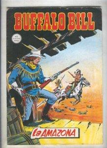 Buffalo Bill numero 05: La amazona