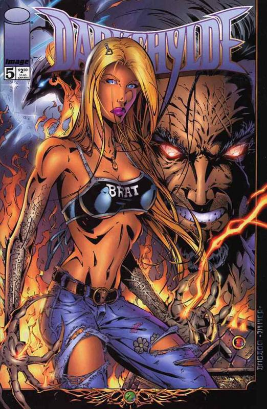 Darkchylde (Image) #5 VF/NM; Image | save on shipping - details inside