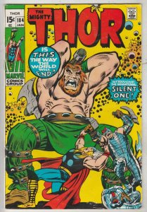 Thor, the Mighty #184 (Jan-71) FN/VF Mid-High-Grade Thor