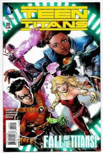 New 52 Teen Titans #20 (DC, 2016) NM