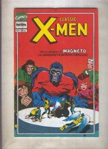 Classic X Men volumen 2 numero 02: Cuidado con la mole (numerado 2 en trasera)