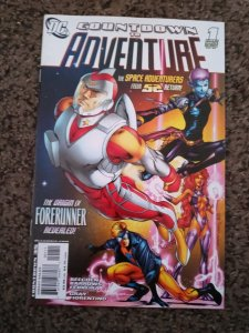 Countdown to Adventure #1 (2007) Vf-NM