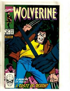 Lot of 12 Wolverine Marvel Comics #26 30 35 36 37 38 39 40 41 42 43 44 HY7