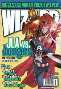 Wizard: The Comics Magazine #130C FN; Wizard | save on shipping - details inside
