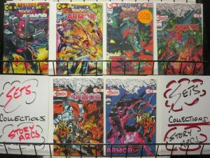 ARMOR (1993 CO) 1-6 Neal Adams goes wild