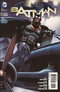 Batman (2nd Series) #28A VF/NM; DC   save on shipping - details inside