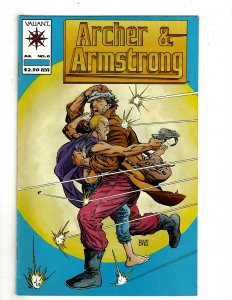 Archer & Armstrong #0 (1992) YY3