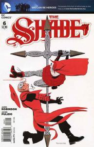 Shade, The (2nd Series) #6A VF/NM; DC   save on shipping - details inside