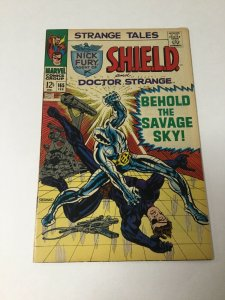 Strange Tales 165 Vf Very Fine 8.0 Marvel Silver Age
