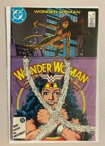 Wonder Woman #9 2nd Series 1st full appearance of Cheetah 7.0 (1987)
