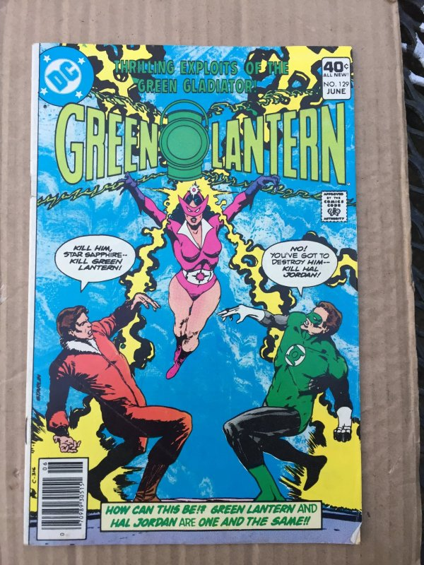Green Lantern #129 (1980)