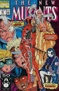 New Mutants, The #98 VF/NM; Marvel | save on shipping - details inside