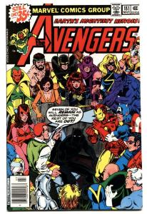 AVENGERS #181-first scott lang-BLACK PANTHER-ANT-MAN-HOT BOOK-VF.