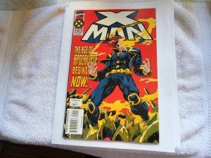 1995 X- MEN DELUXE # 1