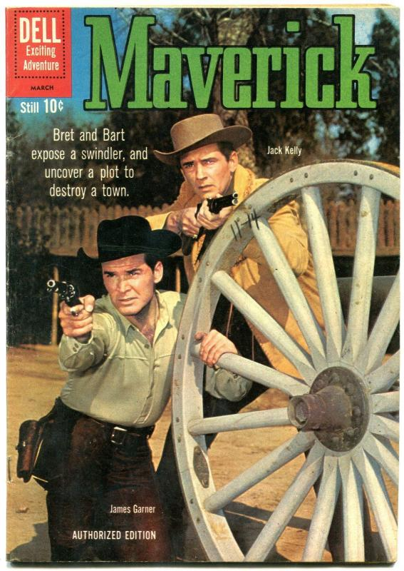 james garner westerns