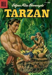 Tarzan (1948 series) #79, Fine+ (Stock photo)