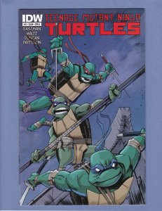 Teenage Mutant Ninja Turtles #11 NM-