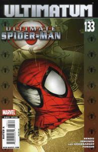 Ultimate Spider-Man #133 FN; Marvel | save on shipping - details inside