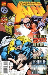 Professor Xavier and the X-Men #2, VF+ (Stock photo)