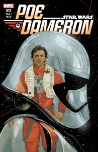 2016 Star Wars: Poe Dameron #13