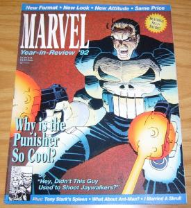 Marvel Year-In-Review #4 VF/NM second appearance of squirrel girl - madureira 92