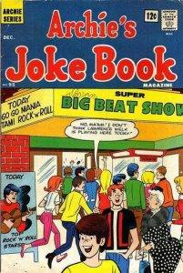 Archie's Joke Book Magazine #95, Good (Stock photo)
