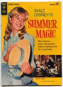 Walt Disney's Summer Magic Comic 1963 VG+