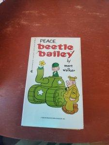 Beatle Bailey 1981