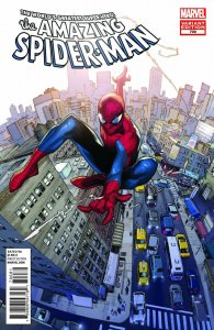 THE AMAZING SPIDER-MAN #700 FRANK COIPEL VARIANT NM.