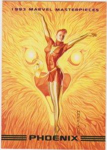 1993 Marvel Masterpieces #85 Phoenix