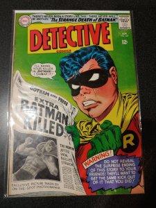 Detective Comics  #347 FINE