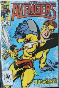 The Avengers #264 (1986) NM