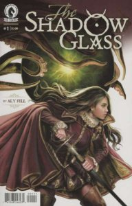 Shadow Glass #1, NM- (Stock photo)