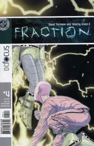 Fraction #4 VF/NM; DC | save on shipping - details inside