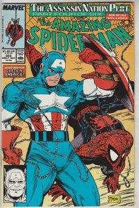 Amazing Spider-Man #323 (Nov-89) NM- High-Grade Spider-Man