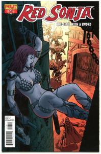 RED SONJA #68, NM-, She-Devil, Sword, Walter Geovani, 2005, more RS in our store