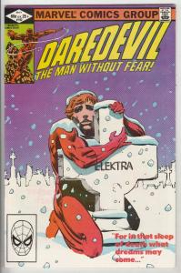 Daredevil #182 (May-82) NM/NM- High-Grade Daredevil