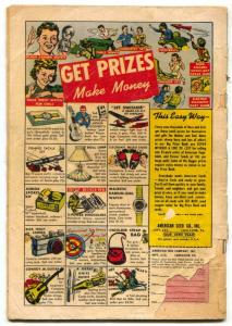 Battle Action #9 1952-Atlas war comic-Battle Brady- G-