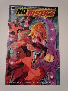 Justice League: No Justice #1 (2018)