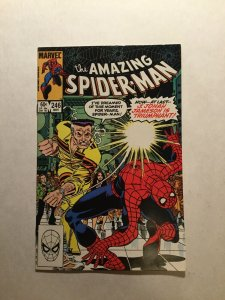 Amazing Spider-Man 246 Near Mint Nm Marvel