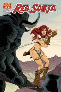 Red Sonja (Dynamite, Vol. 2) #4A VF/NM; Dynamite | save on shipping - details in