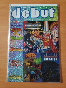 Comics Debut #1 ~ NEAR MINT NM ~ 1993 Comics Spawn Aliens vs Predator Deathmate