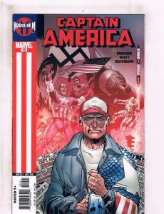 5 Captain America Marvel Comic Books # 10 23 24 25 26 Avengers Hulk Thor BF1