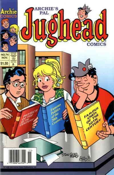 Archie's Pal Jughead Comics #74 VF/NM Archie - save on shipping - details inside