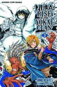 Nura Rise Of The Yokai Clan Graphic Novel Vol 3 (Viz, 2011) New!