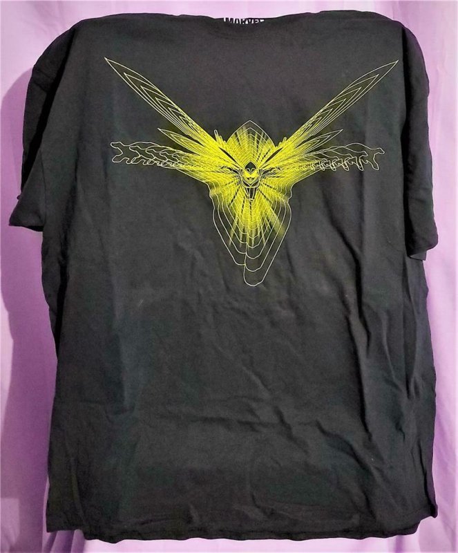 Loot Crate Exclusive Marvel THE WASP T-Shirt 2XL (Loot Wear Originall)!