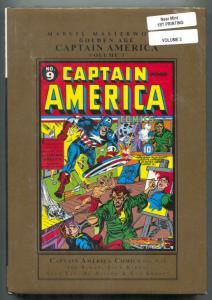 Marvel Masterworks Golden Age Captain America Vol 3